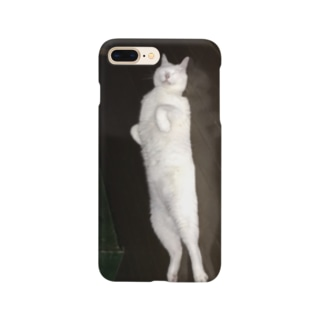 sayakachanの寝子 Smartphone cases