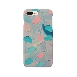 勿忘草 Smartphone cases