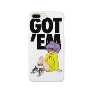 GOTEM Creamy Smartphone cases