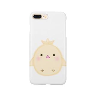ぴよこ Smartphone cases