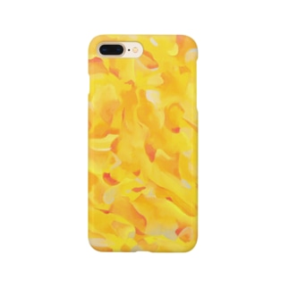 Yellow wave Smartphone cases