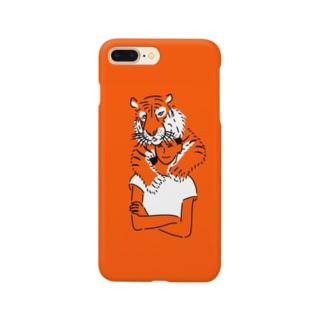 わたしととら Smartphone cases