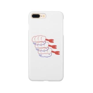 エビ Smartphone cases