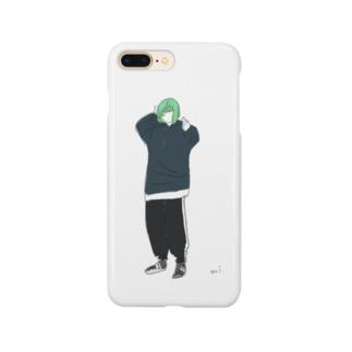 パーカー Smartphone cases