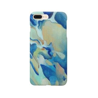 Blue wave Smartphone cases