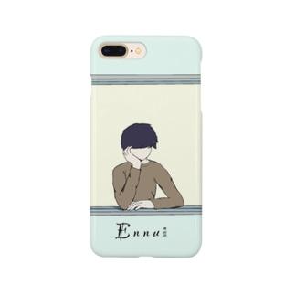 Ennui(退屈,倦怠) Smartphone cases