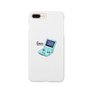 げーむぼーい Smartphone cases