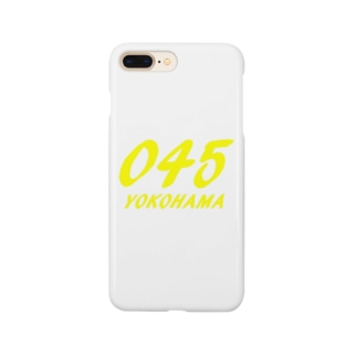 YOKOHAMA045グッズ Smartphone cases