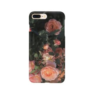 nostalgic rose. Smartphone cases