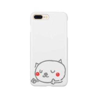 matsukingのおやすみニャんこ  Smartphone cases
