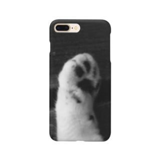 猫の手 Smartphone cases