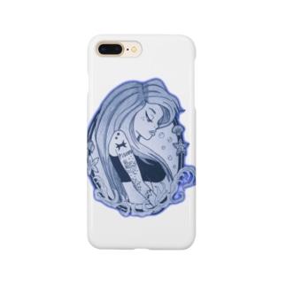 ディズニー タトゥーマーメイド Smartphone Case