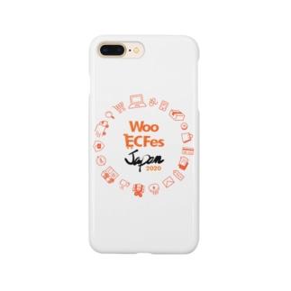 Woo EC Fes スマホケース Smartphone cases