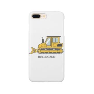 ブルドーザー Smartphone cases