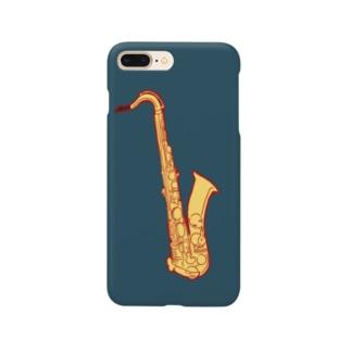 葵のジャズ Smartphone cases