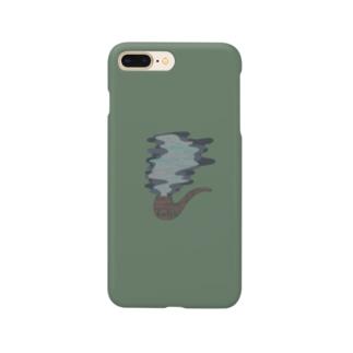 パイプタバコ Smartphone cases
