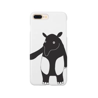 マレーバクのDin Smartphone cases