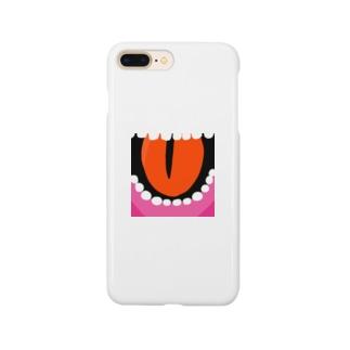 開口人 Smartphone cases