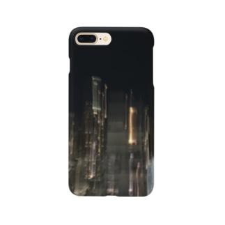 dadada555のラリったハワイの夜景 Smartphone cases