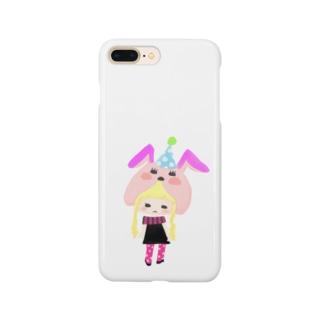 ゆめみちゃん Smartphone cases