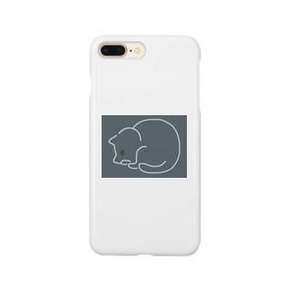 ミャーちゃん Smartphone cases