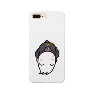 オバケさま Smartphone cases