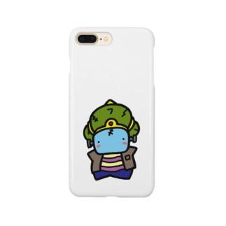 フランケンさま Smartphone cases