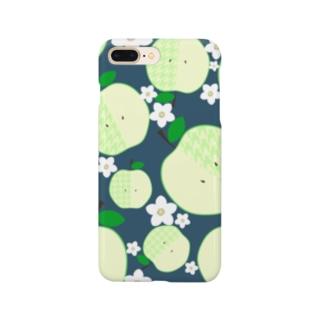 青りんご詰め合わせ Smartphone cases