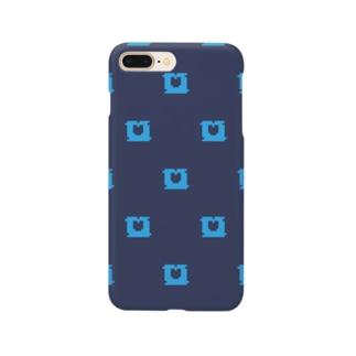 パンクリップ柄 Smartphone cases