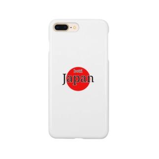 ボッチ日本代表 Smartphone cases