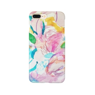coaiの花のイロ Smartphone cases