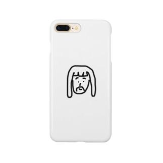 ダイアリアの自画像 Smartphone cases