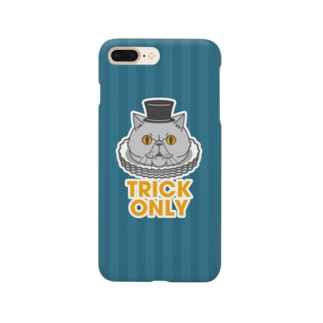 TRICK ONLY Smartphone cases