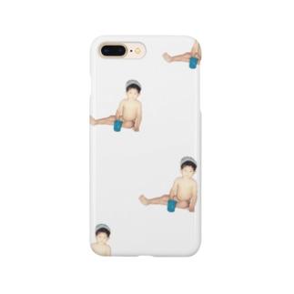 座りたろう2 Smartphone cases