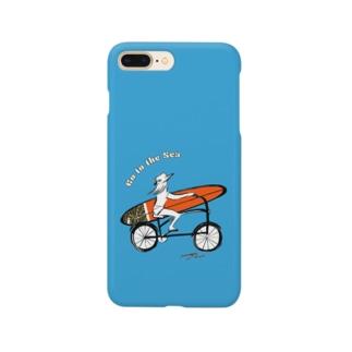 「Go To Sea」  Smartphone cases