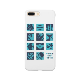 Motion In The Ocean Smartphone cases