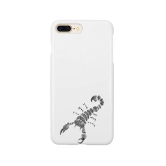 さそりさん Smartphone cases