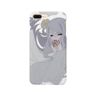 おやすみめーさん Smartphone cases