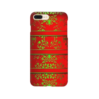 Ethnic Red Smartphone cases