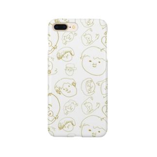 似顔絵 Smartphone cases