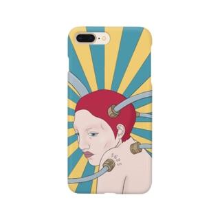 オメラスの生贄 Smartphone cases