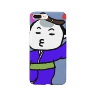 サムライちゃん★ユルユルダスシング! Smartphone cases
