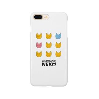 WARAWANAI NEKO Smartphone cases