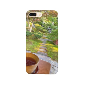 休憩タイム Smartphone cases