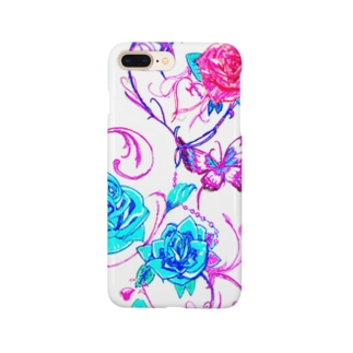 Rose butterfly♥ Smartphone cases