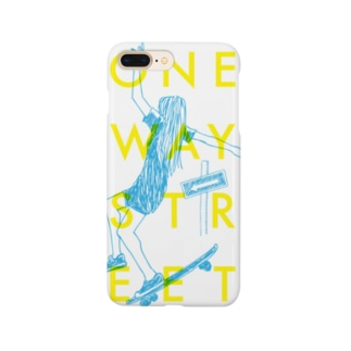 One way street Smartphone cases