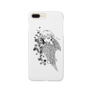 堕天使ちゃん2 Smartphone cases