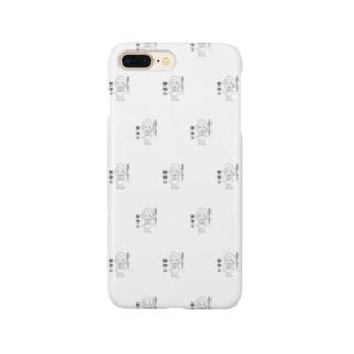 ラー油ニ iphoneケース Smartphone cases