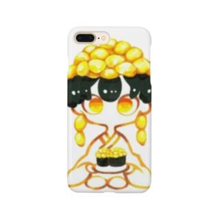 マヨコーンちゃん。 Smartphone cases