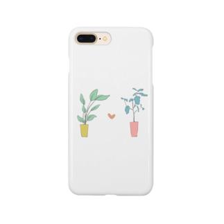 グリーンクリーン Smartphone cases